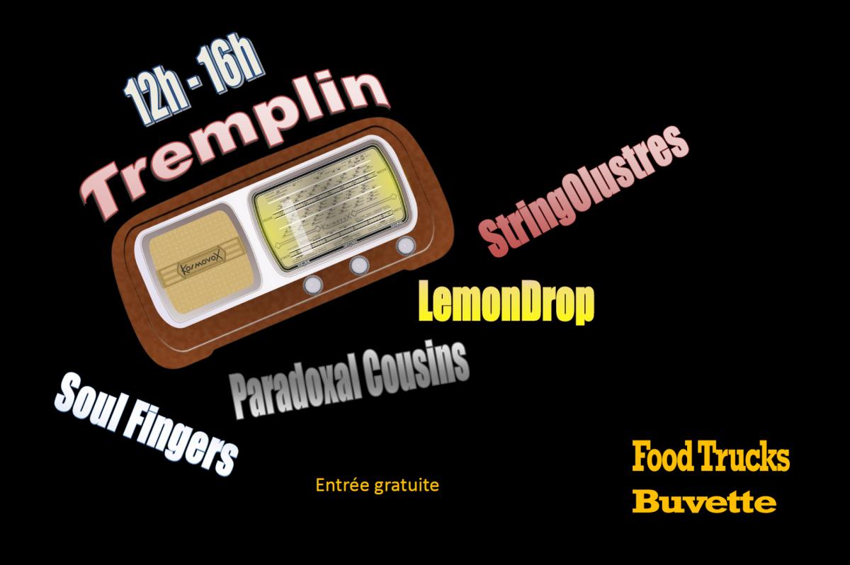 Annonce tremplin 2