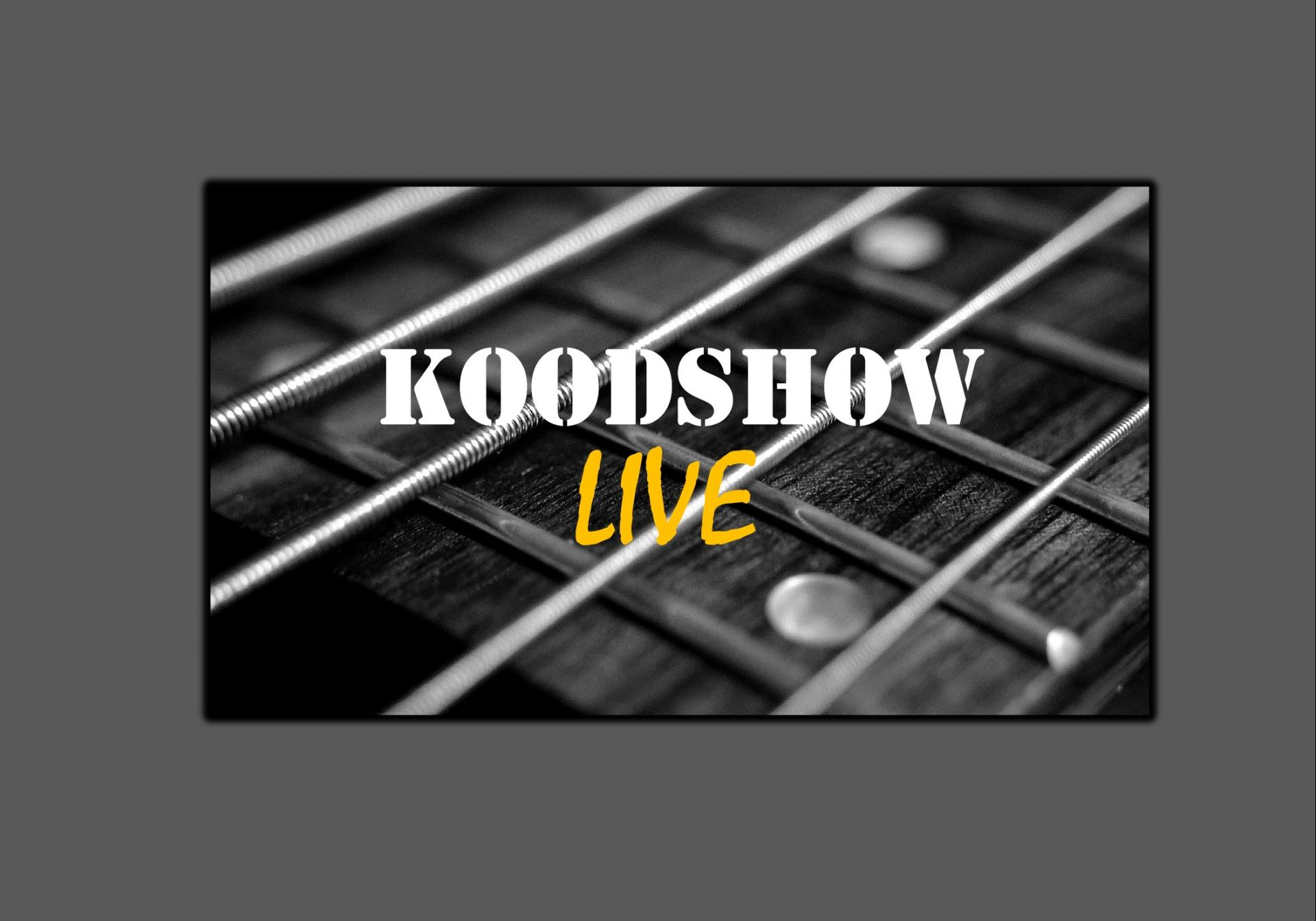 Couverture koodshow live
