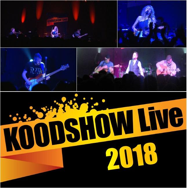 Koodshow voeux 2018