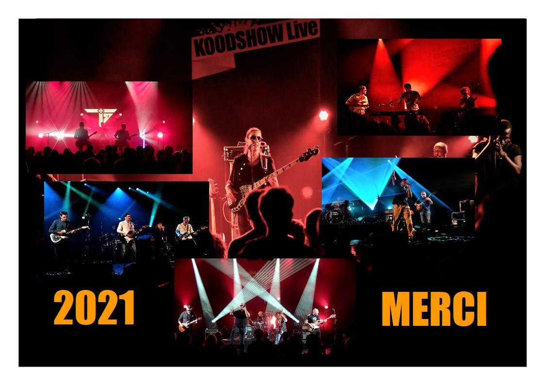 Sticker merci koodshow2021